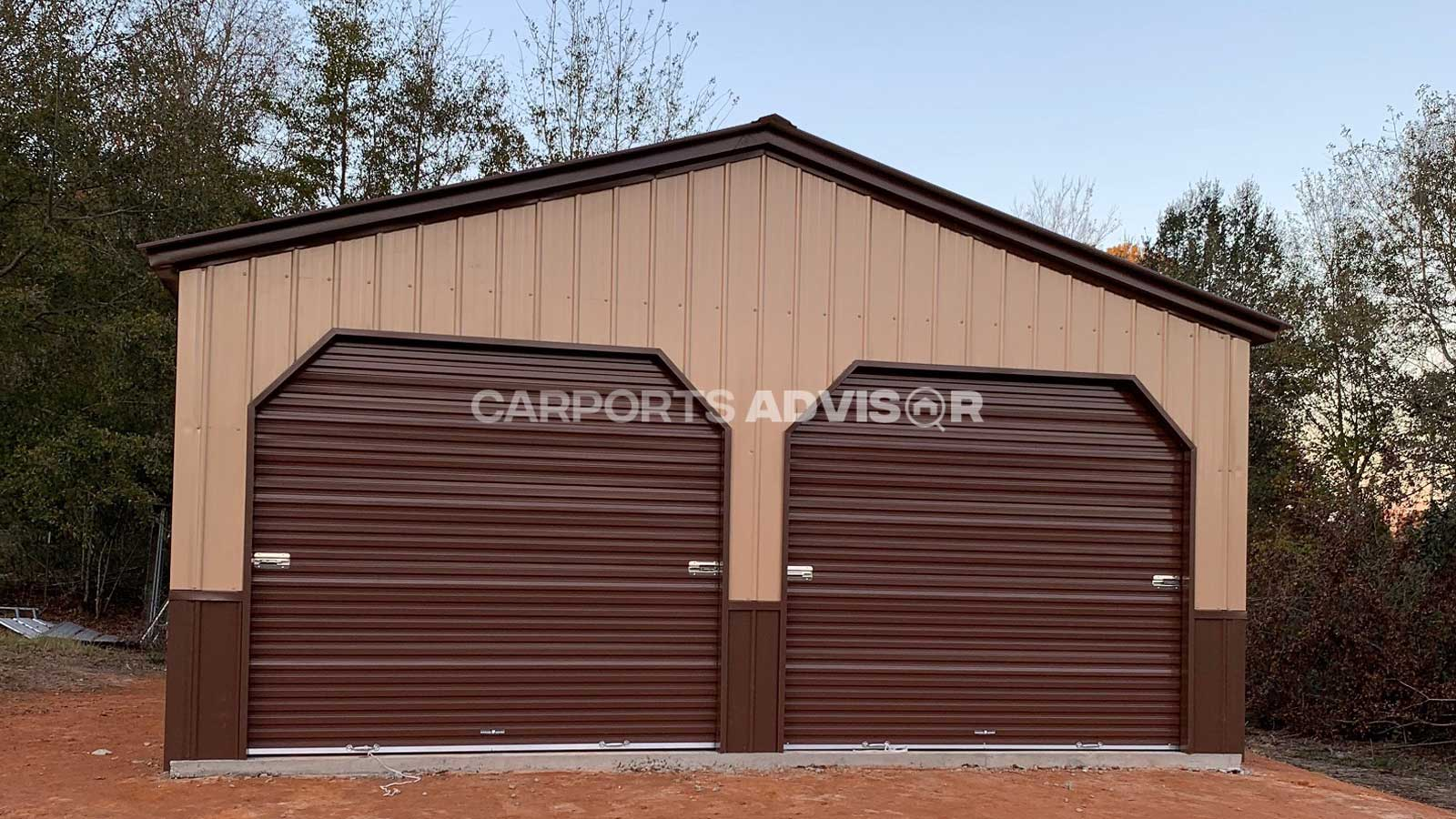 How To Turn Your Metal Garage Into Your Dream Space?