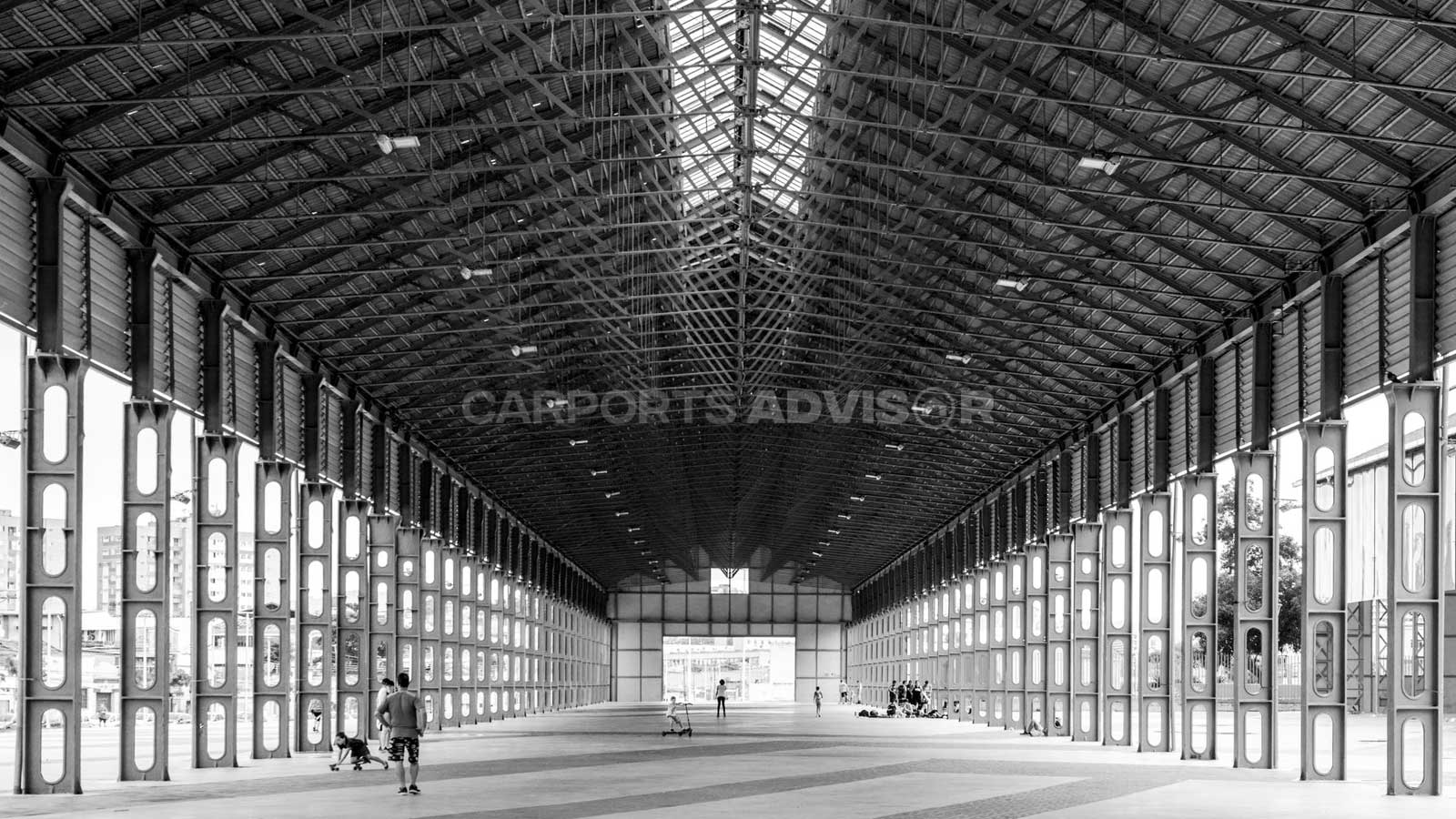 Know All About Steel Building Delivery & Estimates With Carports Advisor