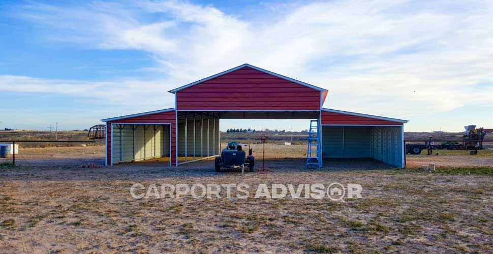 Metal Farm Buildings are The Best Structures for Agricultural Uses