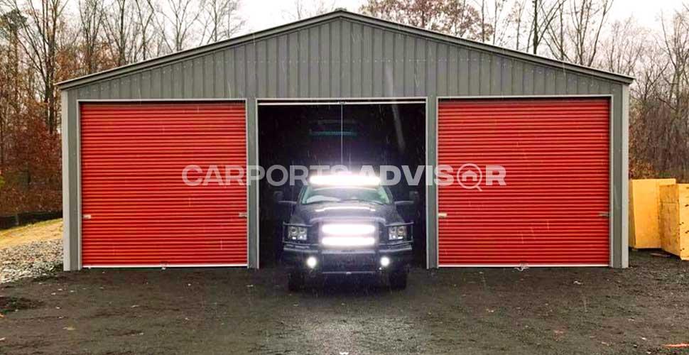 Why Should You Choose Metal RV Garages Instead RV Storage Rental?