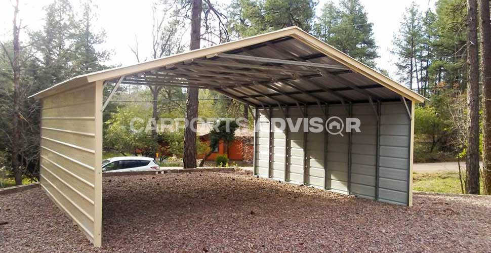 Amazing Metal Carport Ideas for Your Dream Construction Project