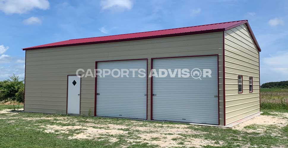 Metal Carports vs. Garages - Which is A Better Option to Choose?