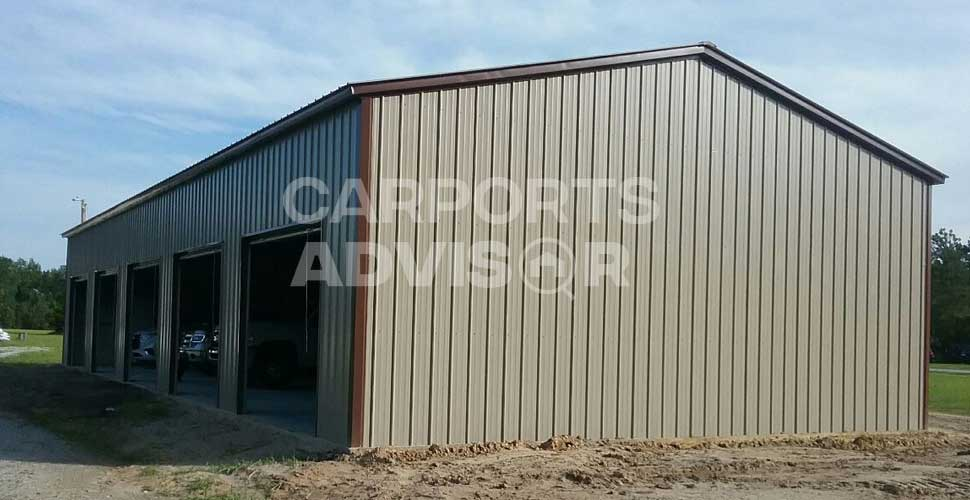 Move to Sustainable Living with Energy-Efficient and Green Steel Buildings